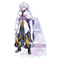 Acrylic stand - Acrylic Pen Stand - Fate/Grand Order / Merlin