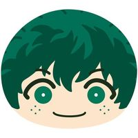 Omanjuu Cushion - My Hero Academia / Midoriya Izuku