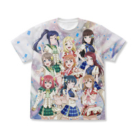 T-shirts - Love Live! Sunshine!! Size-XL
