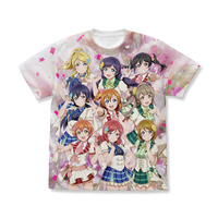 T-shirts - Love Live Size-M
