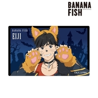Card Stickers - BANANA FISH / Okumura Eiji