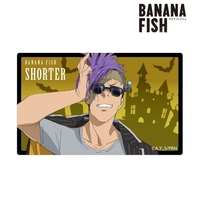 Card Stickers - BANANA FISH / Shorter Wong