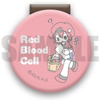 Glass marker - Cable Clip - Hataraku Saibou (Cells at Work!) / Red Blood Cell (AE3803)
