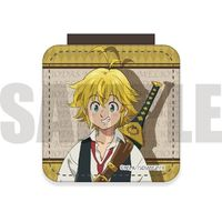 Glass marker - Cable Clip - The Seven Deadly Sins / Meliodas
