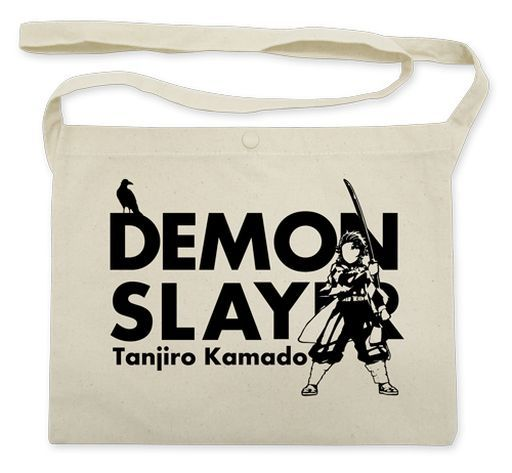 Shoulder Bag - Sacoche - Demon Slayer / Kamado Tanjirou