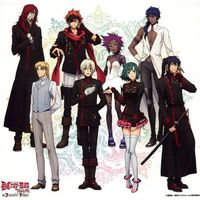 Art Board - Canvas Board - D.Gray-man