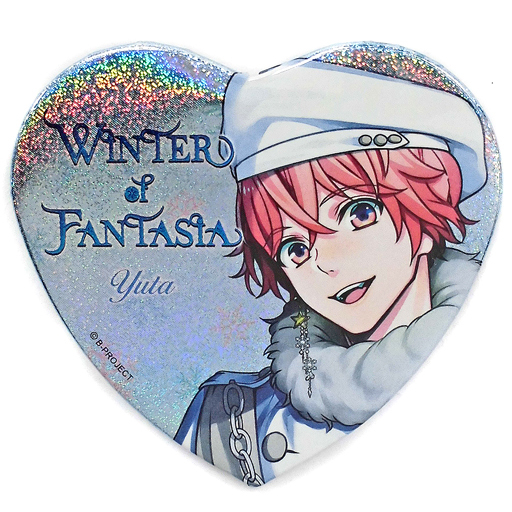 Heart Badge - B-Project: Kodou*Ambitious / Ashuu Yuuta