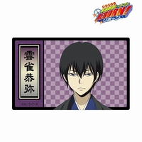 Card Stickers - REBORN! / Kyoya Hibari