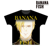 T-shirts - Ani-Art - BANANA FISH / Ash Lynx Size-XL
