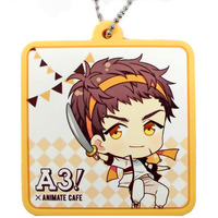 Lunch Box - Rubber Charm - A3! / Fushimi Omi