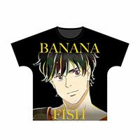 T-shirts - Ani-Art - BANANA FISH / Okumura Eiji Size-XL