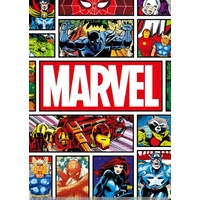 Plastic Folder - MARVEL