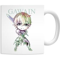 Ani-Art - Mug - Fate/EXTRA / Gawain (Fate Series)