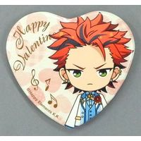 Heart Badge - Marukaku Badge - Ensemble Stars! / Kiryu Kuro
