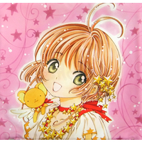 Cushion - Card Captor Sakura / Cerberus & Kinomoto Sakura