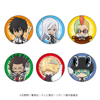 Badge - REBORN! / Team VARIA