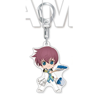Trading Acrylic Key Chain - Tales of Graces / Asbel Lhant
