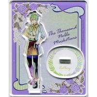 Acrylic stand - PALE TONE series - Senjuushi : the thousand noble musketeers / Cutlery (Senjuushi)