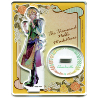 Acrylic stand - PALE TONE series - Senjuushi : the thousand noble musketeers / Charleville (Senjuushi)
