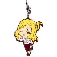 Rubber Strap - Kyun-Chara Illustrations - Love Live! Sunshine!! / Ohara Mari
