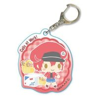 Acrylic Key Chain - Hataraku Saibou (Cells at Work!) / Red Blood Cell (AE3803)
