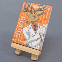 Canvas Board - BEASTARS / Louis