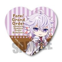 Heart Badge - Fate/Grand Order / Merlin