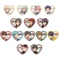 (Full Set) Heart Badge - Acrylic Badge - Ensemble Stars!