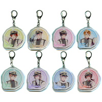 (Full Set) Acrylic Key Chain - Hetalia