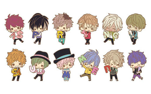 (Full Set) Rubber Strap - A3!
