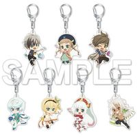 (Full Set) Trading Acrylic Key Chain - Tales of Xillia2