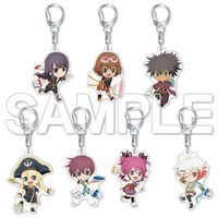 (Full Set) Trading Acrylic Key Chain - Tales of Vesperia