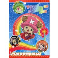 Plastic Sheet - ONE PIECE / Sanji & Nami & Usopp & Chopper