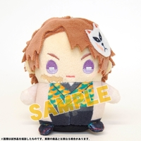 Plush Key Chain - Mamemate - Demon Slayer / Sabito