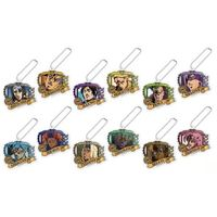 (Full Set) Acrylic Key Chain - Jojo no Kimyou na Bouken