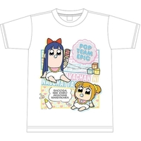 T-shirts - Poputepipikku (Pop Team Epic) Size-XL