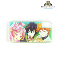 iPhone8 case - Smartphone Cover - iPhone6 case - King of Prism by Pretty Rhythm / Kougami Taiga & Juuouin Kakeru & Saionji Leo