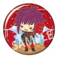 Trading Badge - A3! / Arisugawa Homare