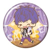 Trading Badge - A3! / Hyodo Kumon