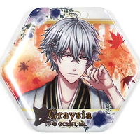 Badge - Yume 100 / Graysia (Yume100)