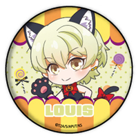 Badge - King of Prism by Pretty Rhythm / Kisaragi Louis