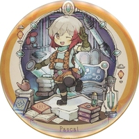Trading Badge - Tales of Graces / Pascal(Graces) & Loni Dunamis & Tear