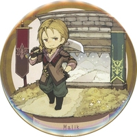 Trading Badge - Tales of Graces / Malik & Loni Dunamis & Tear