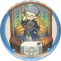 Trading Badge - Tales of Graces / Hubert Ozwell & Tear & Loni Dunamis