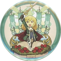 Trading Badge - Tales of Graces / Tear & Loni Dunamis & Richard