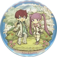 Trading Badge - Tales of Graces / Sophie & Tear & Asbel & Loni Dunamis