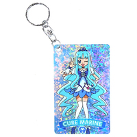 Key Chain - PreCure Series / Cure Marine