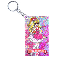 Key Chain - PreCure Series / Asahina Mirai (Cure Miracle)
