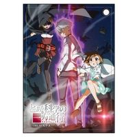 Commuter pass case - To Aru series / Last Order & Accelerator & Estelle Rosenthal