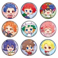 (Full Set) Badge - King of Prism by Pretty Rhythm